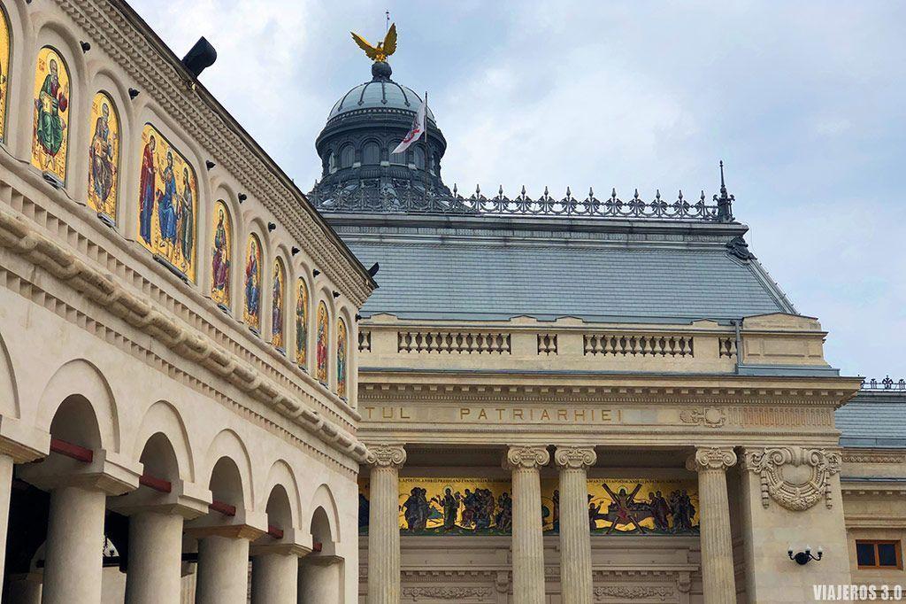 Catedral Patriarcal, qué ver en Bucarest