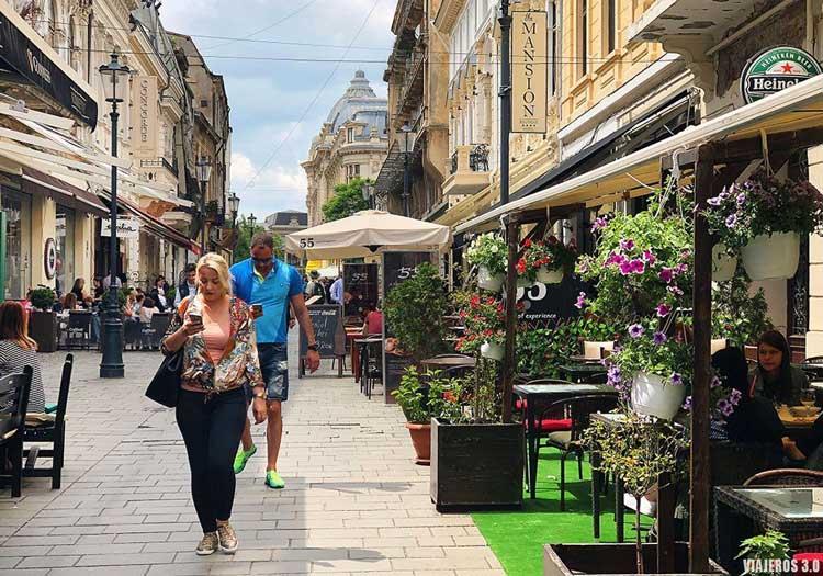 Centro Histórico, qué ver en Bucarest