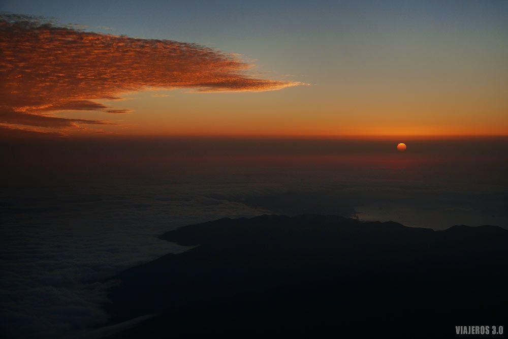 qué ver en el Teide, amanecer desde la cima