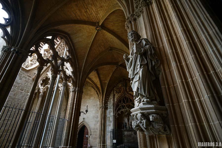 Claustro románico, que hacer y que ver en Pamplona