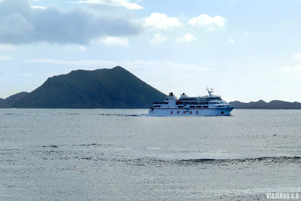 Excursión a Fuerteventura desde Lanzarote, ferry