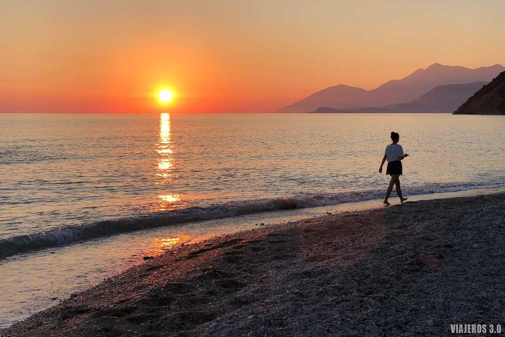 Climatología, viajar a Albania por libre