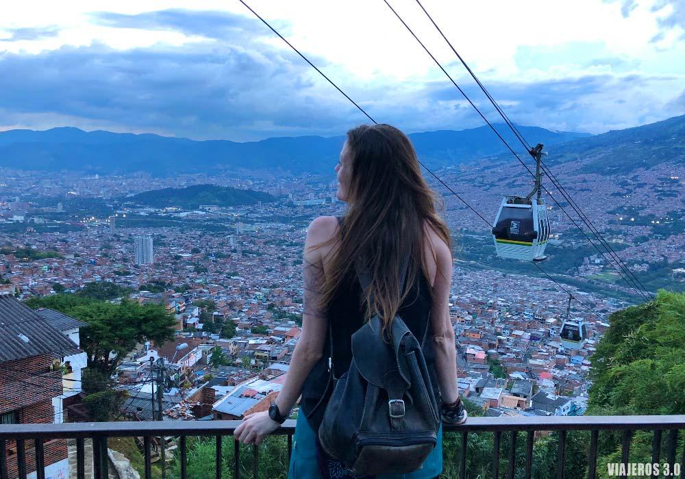 Medellín, una ruta por Colombia