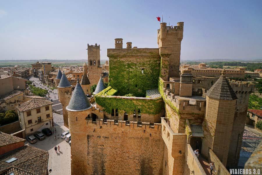 Olite, que ver en Navarra