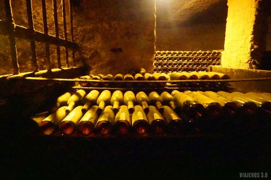 Calados de Ollauri en La Rioja, enoturismo
