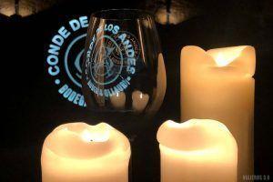 Cata en los calados de Ollauri, La Rioja