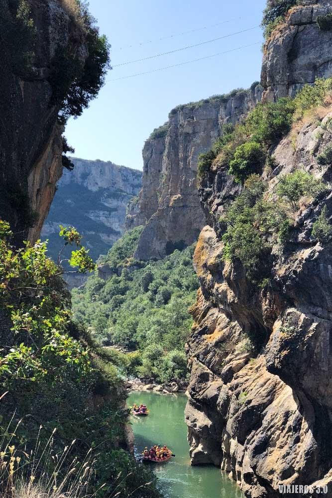 Foz de Lumbier en Navarra, qué ver cerca de Pamplona