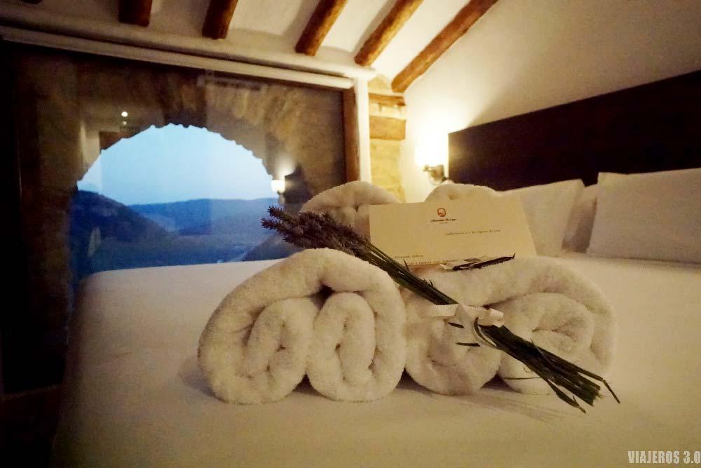 Hotel Heredad Beragu, alojamiento en Gallipienzo