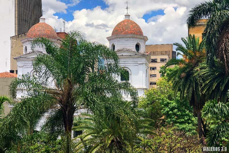 Iglesia de la Candelaria, que hacer y que ver en Medellín