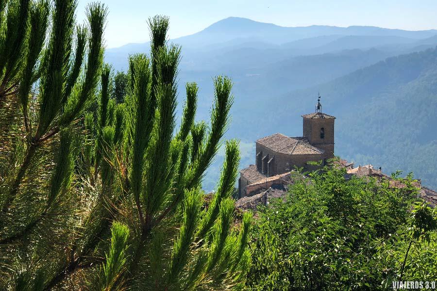 Uno de los pueblos más bonitos que ver en Navarra, Gallipienzo