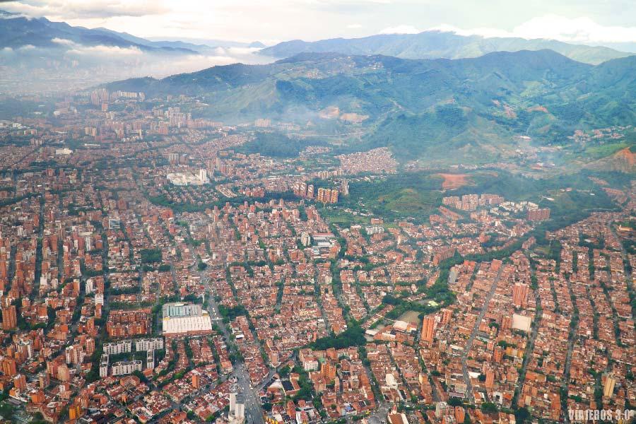 Panorámica de Medellín, que hacer y que ver en Medellín