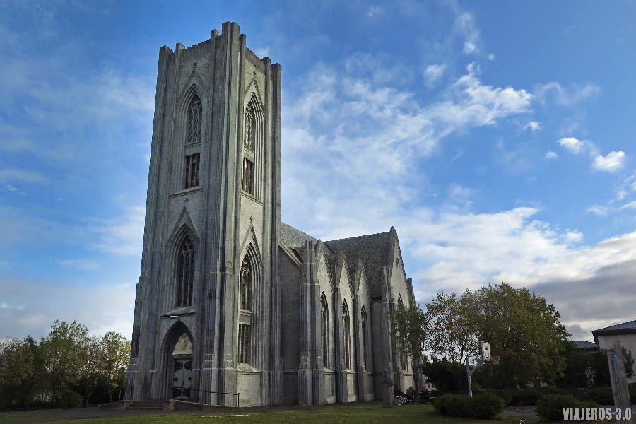 Catedral de Cristo Rey de Reikiavik, que ver en Reikiavik en 1 día
