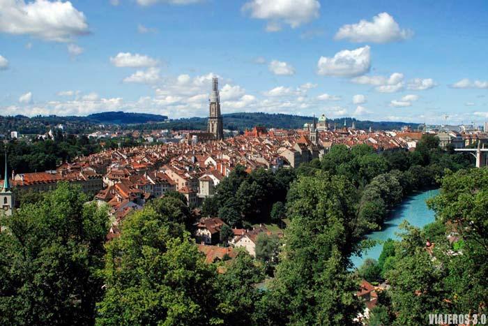Berna, una parada en la ruta por Suiza en una semana