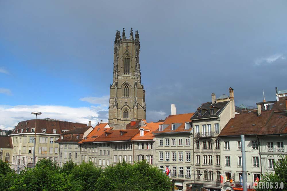 Que visitar en Suiza en una semana: Friburgo