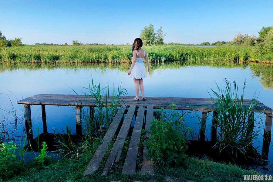 panorámica, que ver en el Delta del Danubio