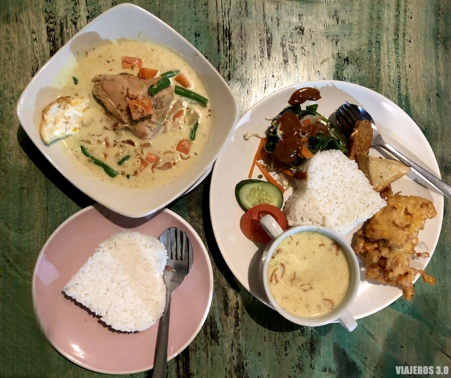 Gastronomía balinesa