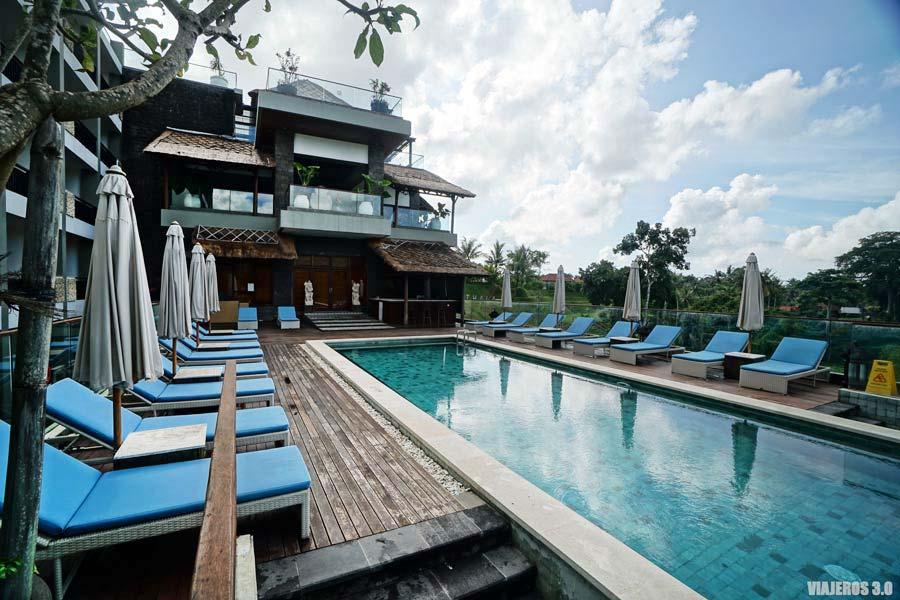 Los mejores hoteles con piscina en Bali