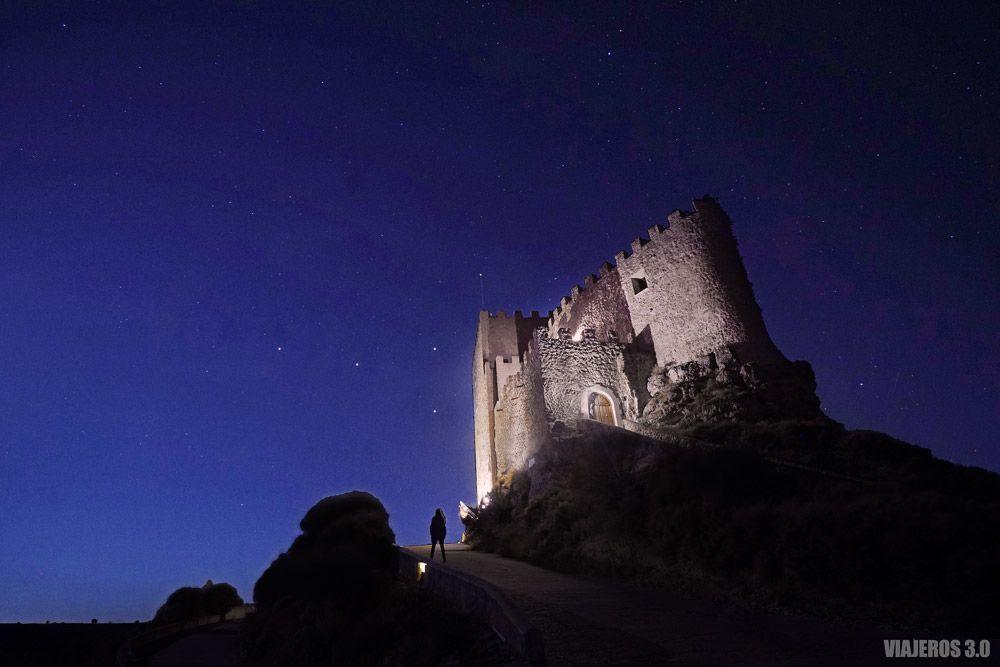 Castillo de Curiel, alojarse en un castillo en Valladolid