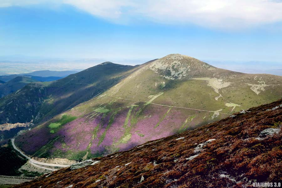 Subida al Pico San Lorenzo, Sierra de la Demanda