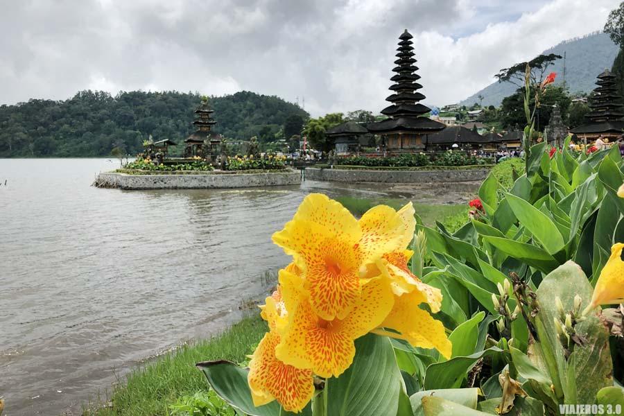 Qué ver en Bali, templos