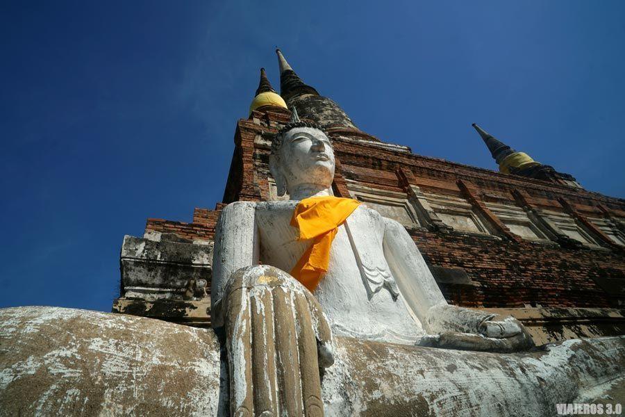 Ayutthaya, ruta por Tailandia en 15 días