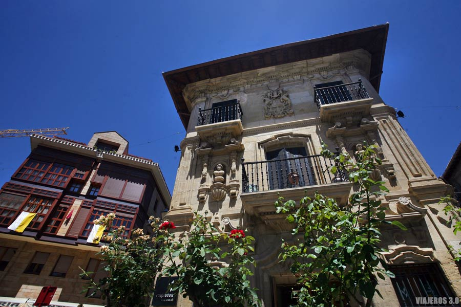 Palacio de Tejada, qué ver en Haro en un fin de semana.