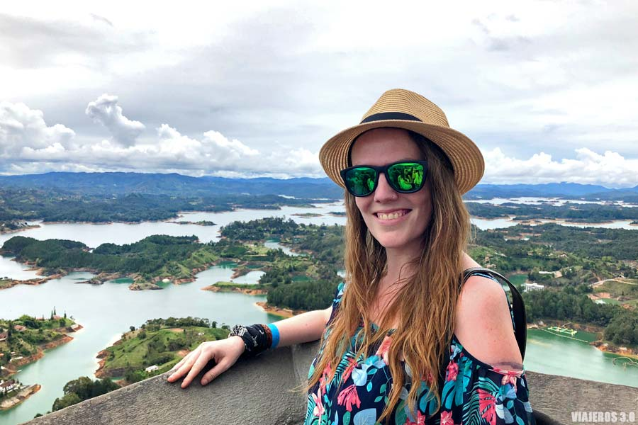 Miradores, qué hacer en Guatapé y la Piedra del Peñol