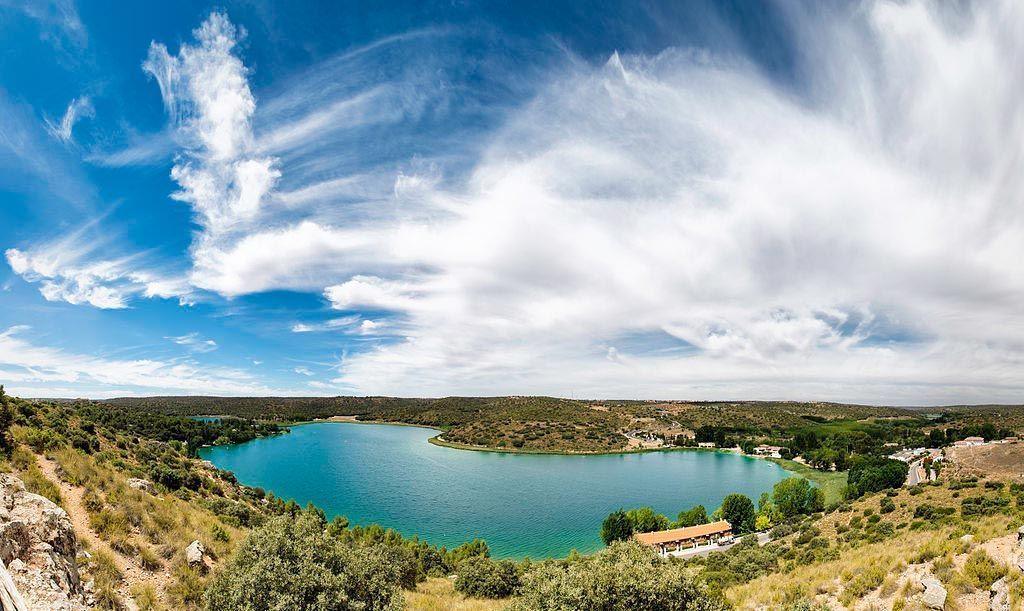 Mirador Laguna del Rey, qué ver en las Lagunas de Ruidera