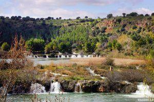 Cascadas en España: Lagunas de Ruidera