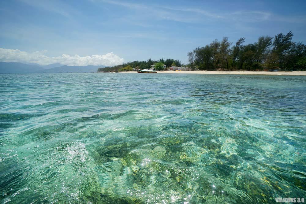Gili Meno, que hacer en las islas Gili