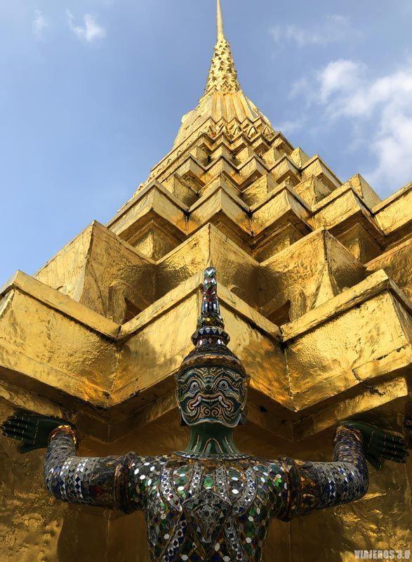 Palacio Real, qué hacer en Bangkok en 3 días