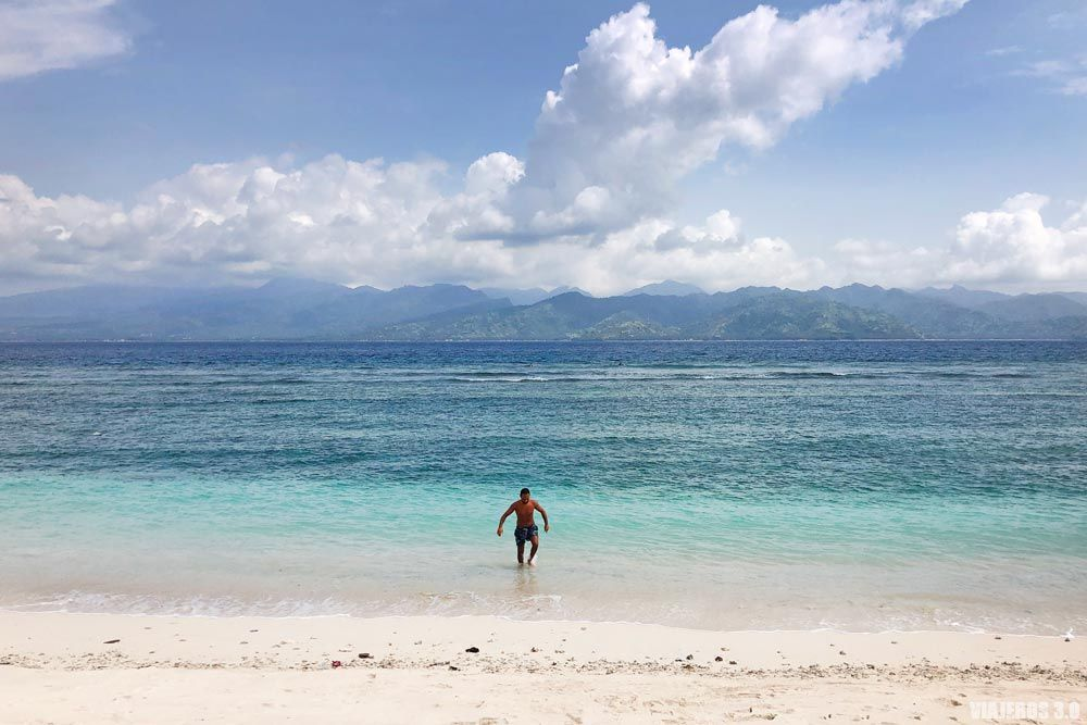 Qué hacer en las islas Gili, playas paradisiacas