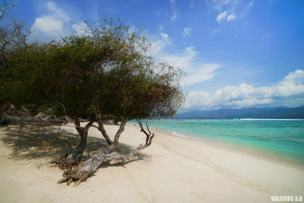 playas de Gili Trawangan, qué hacer en las islas Gili