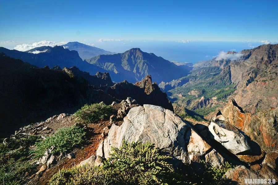 Caldera de Taburiente, qué ver en La Palma