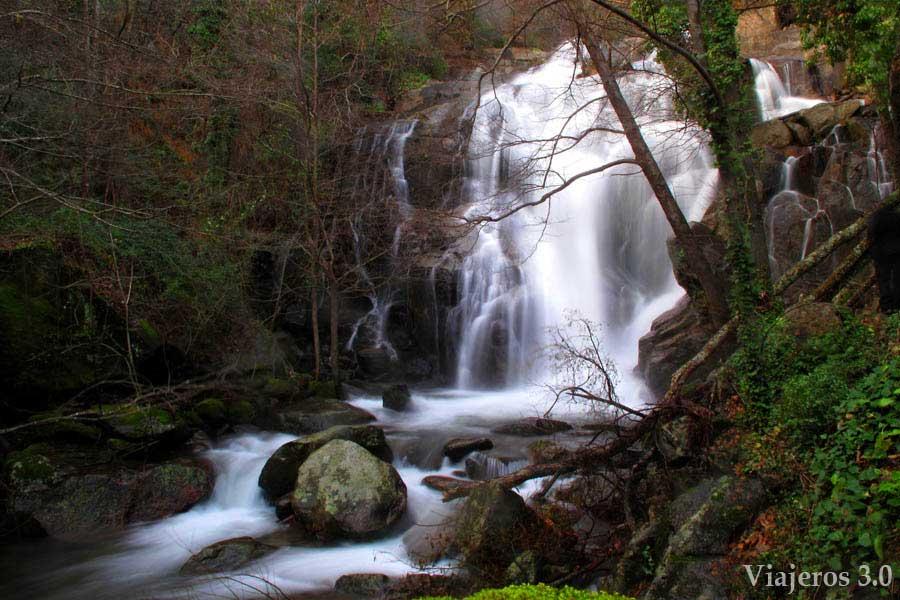 Cascadas en España más bonitas, Las Nogaledas