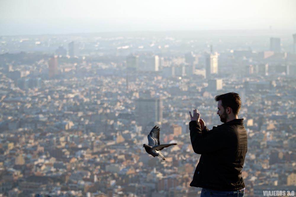 miradores de Barcelona, vista general