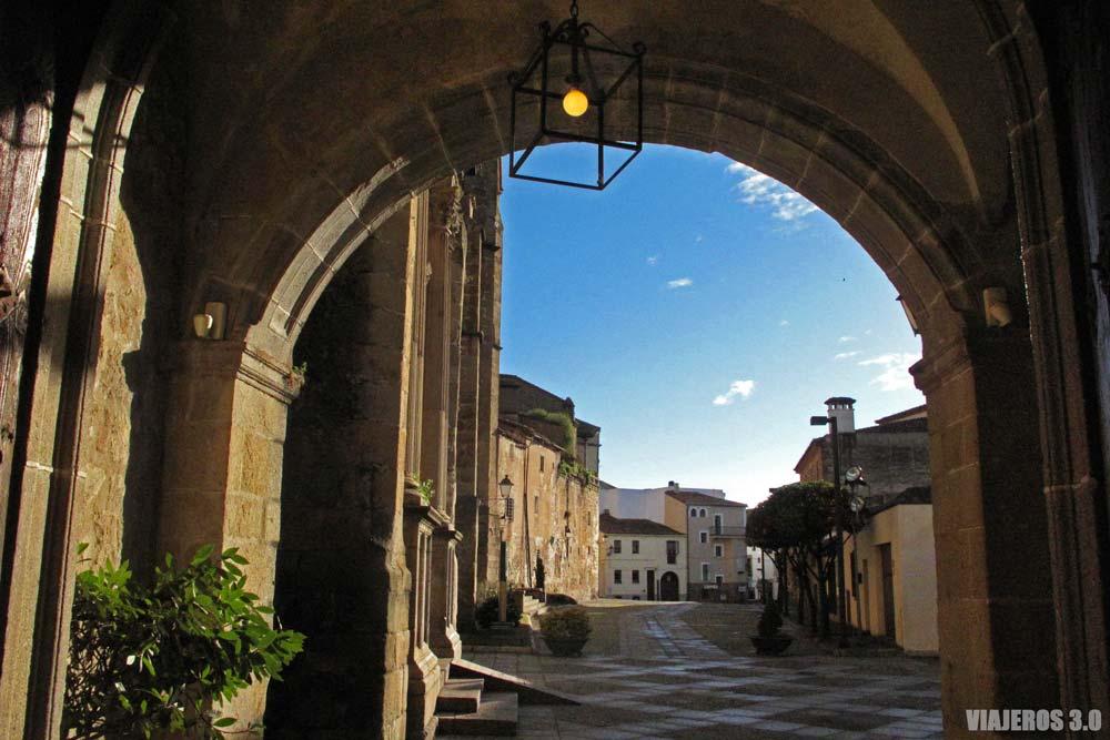Plasencia, lugares que ver cerca de Cáceres