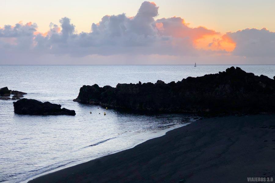 Playa de los Cancajos, lugares que ver en La Palma