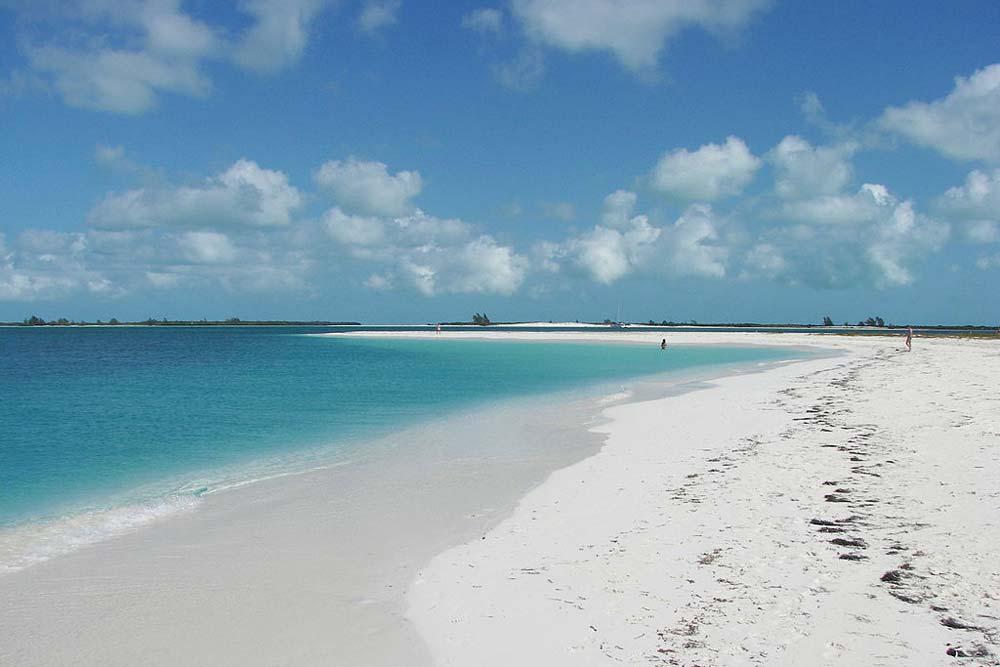 Playa Sirena, las mejores playas del Caribe