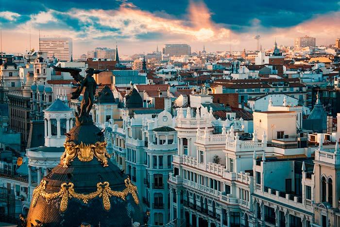 Terrazas de Madrid: círculo de Bellas Artes
