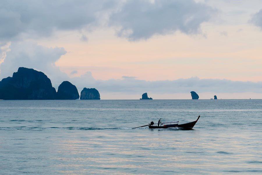 Ao Nang, dónde alojarse en Krabi