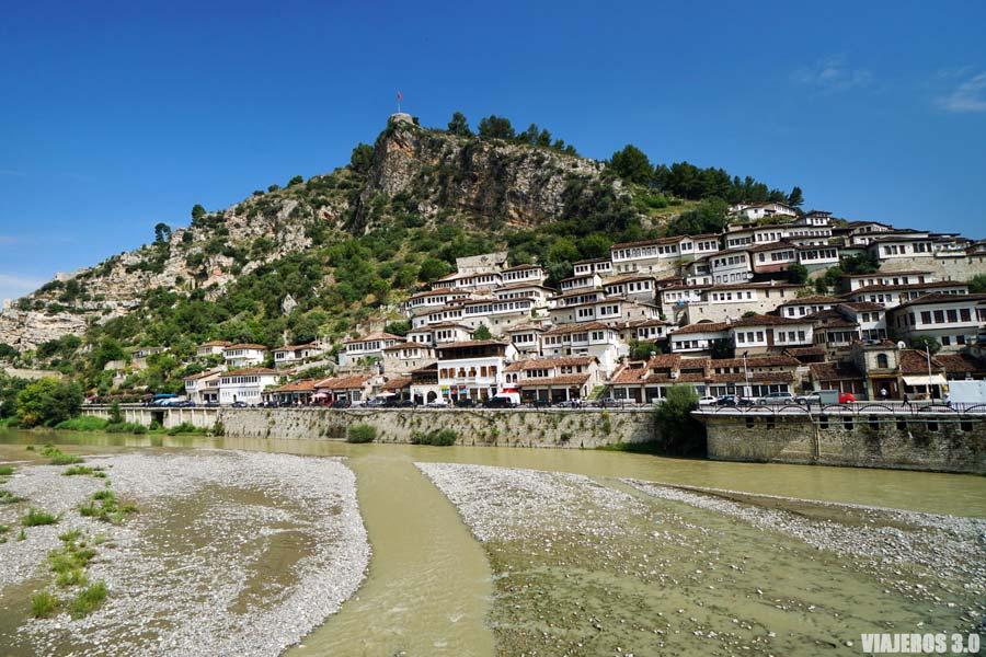 Berat, ciudades que ver en Albania