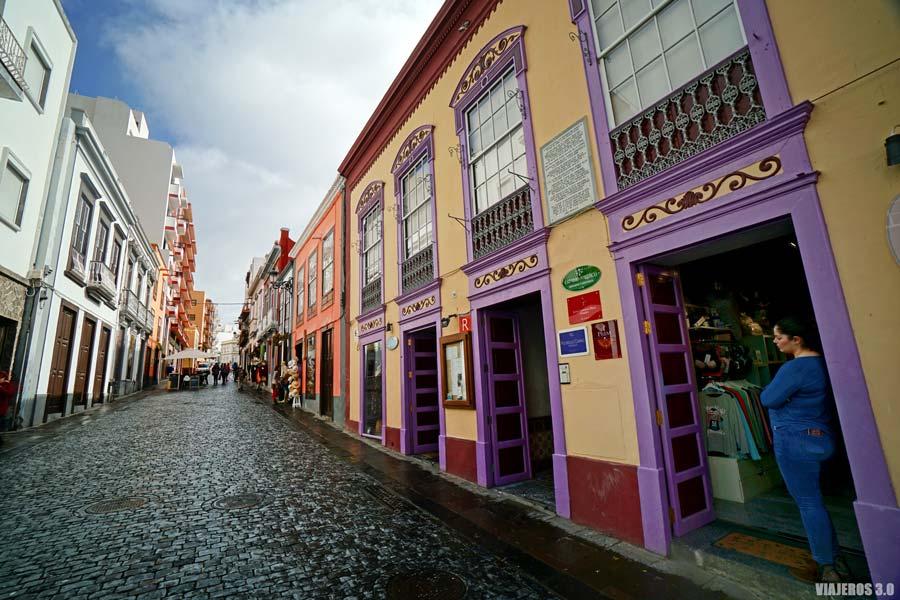 Calle Real de Santa Cruz