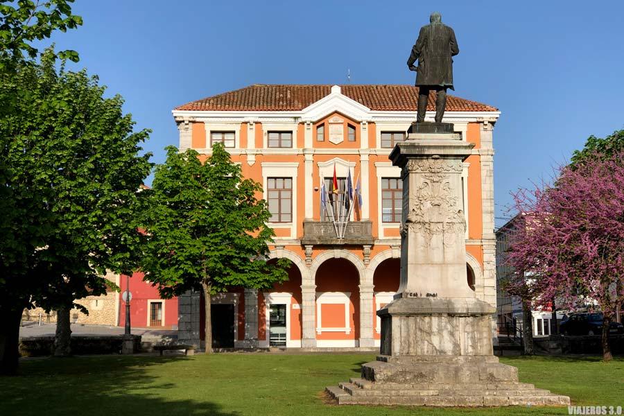 Casa Consistorial de Colombres, Asturias