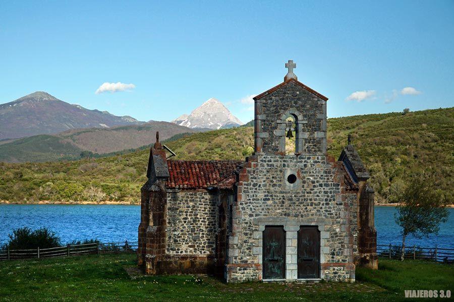Ermita de Quintanilla en Riaño