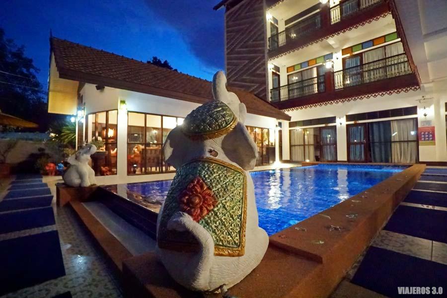 Alojamiento en Chiang Mai, Tailandia