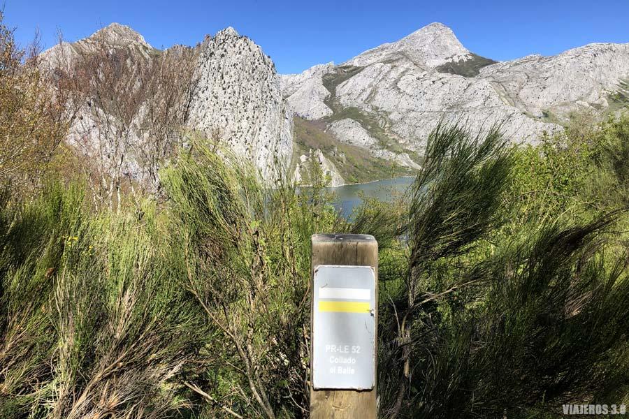 Ruta de senderismo al pico Gilbo.