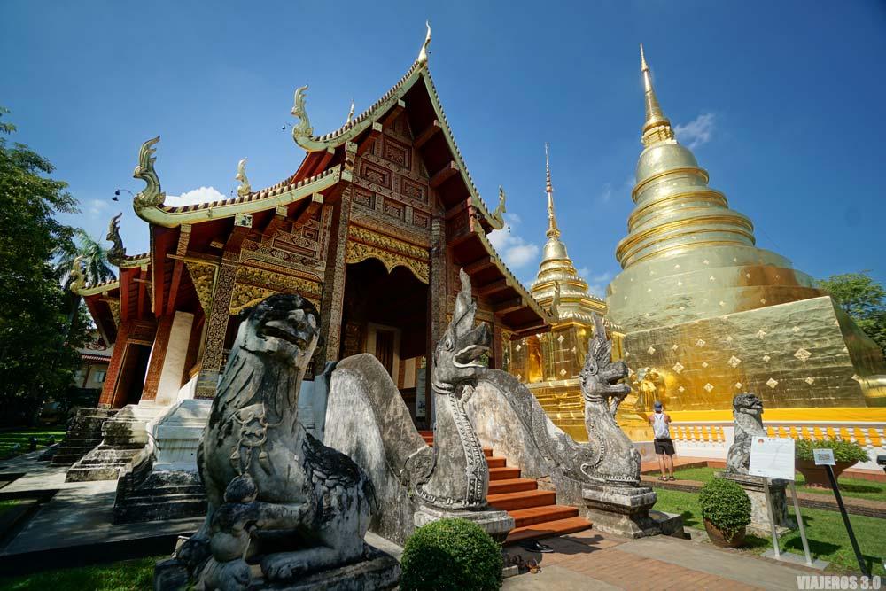 Templos bonitos que ver en Chiang Mai