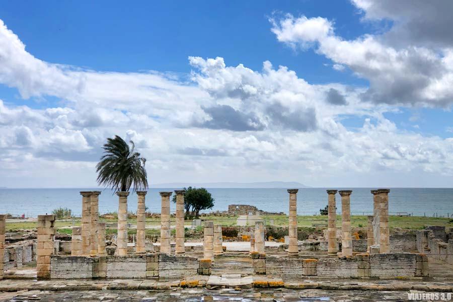 Ciudad romana de Baelo Claudia.
