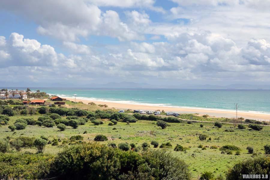 Población de El Lentiscal en Cádiz